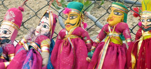 puppets of jaipur